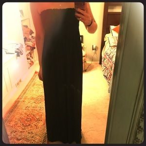 Juicy Couture Strapless Maxi
